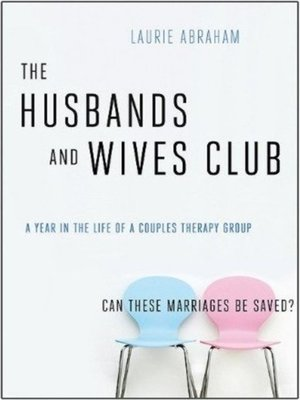 cover image of The Husbands and Wives Club