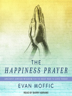 cover image of The Happiness Prayer
