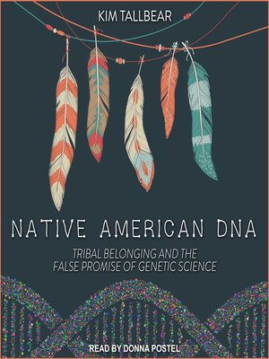 cover image of Native American DNA