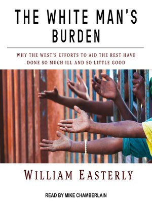 cover image of The White Man's Burden