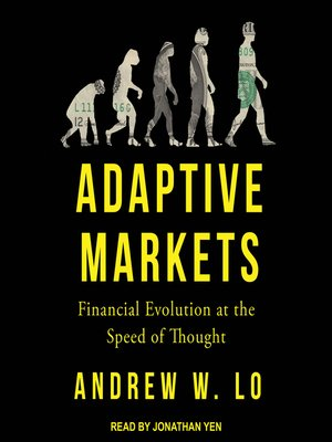 cover image of Adaptive Markets