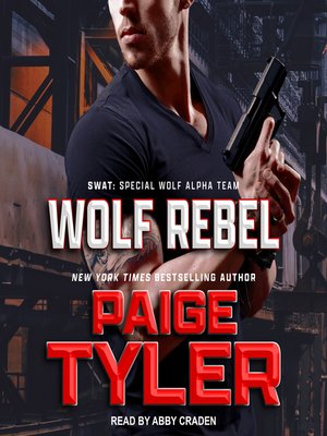 cover image of Wolf Rebel