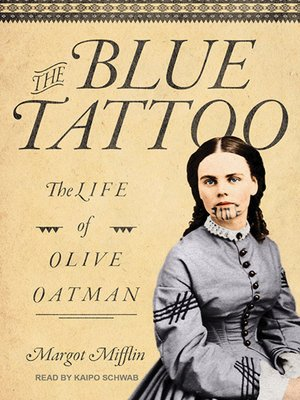 cover image of The Blue Tattoo
