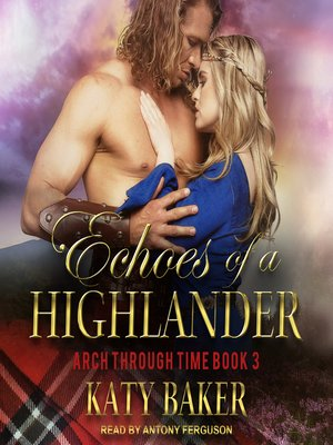 cover image of Echoes of a Highlander