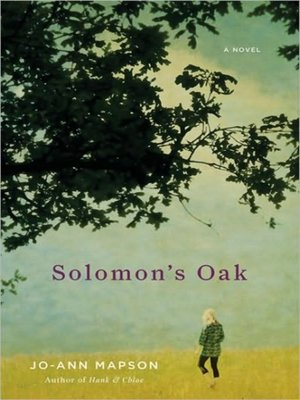 cover image of Solomon's Oak