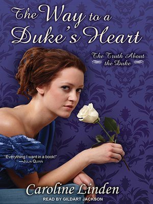 cover image of The Way to a Duke's Heart