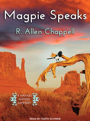 cover image of Magpie Speaks