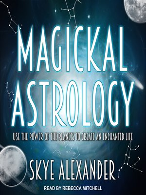 cover image of Magickal Astrology