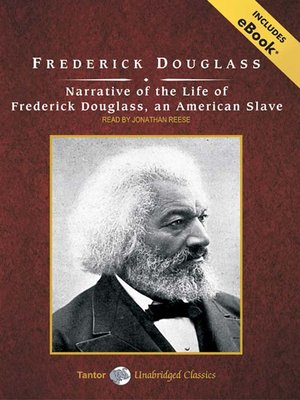 cover image of Narrative of the Life of Frederick Douglass, an American Slave