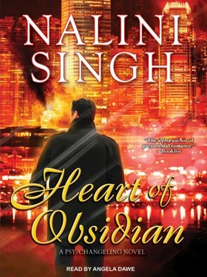 cover image of Heart of Obsidian