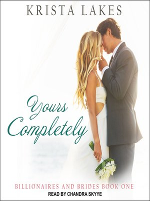 cover image of Yours Completely--A Cinderella Love Story