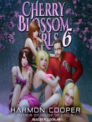 cover image of Cherry Blossom Girls 6