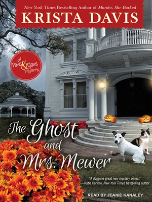 cover image of The Ghost and Mrs. Mewer