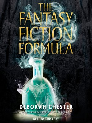 cover image of The Fantasy Fiction Formula