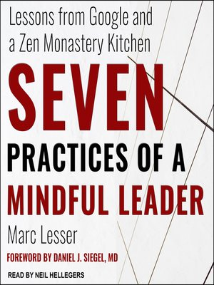 cover image of Seven Practices of a Mindful Leader