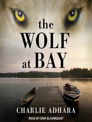 cover image of The Wolf at Bay