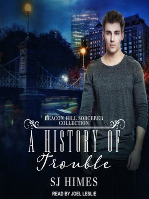 cover image of A History of Trouble