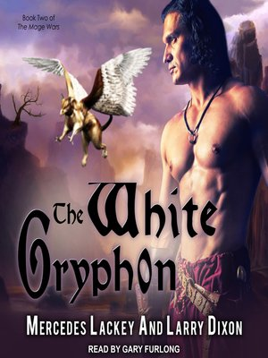 cover image of The White Gryphon