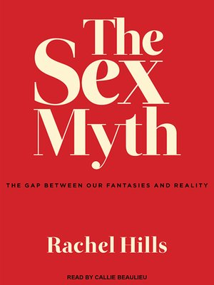 cover image of The Sex Myth