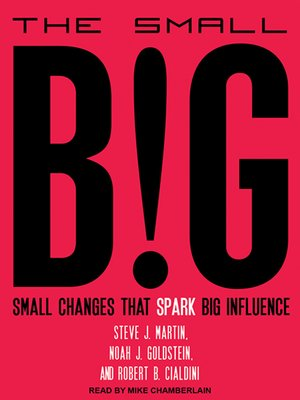 cover image of The Small Big