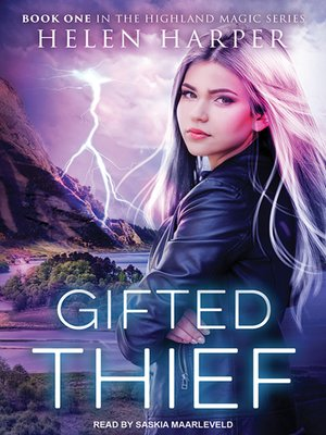 cover image of Gifted Thief