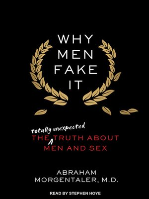 cover image of Why Men Fake It