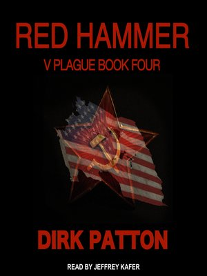 cover image of Red Hammer--V Plague Book 4