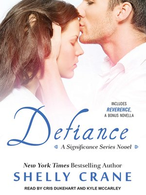 cover image of Defiance (Includes Reverence novella)