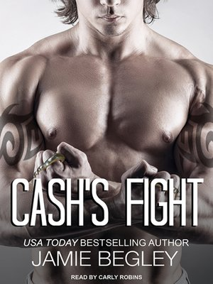 cover image of Cash's Fight