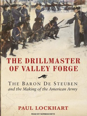 cover image of The Drillmaster of Valley Forge