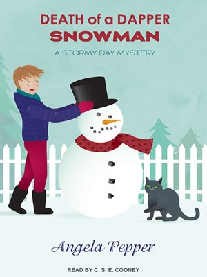 cover image of Death of a Dapper Snowman