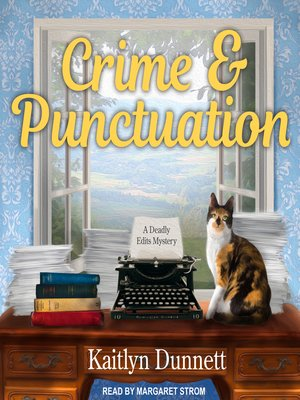 cover image of Crime & Punctuation
