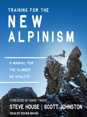 cover image of Training for the New Alpinism