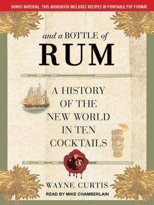 cover image of And a Bottle of Rum