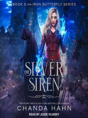 cover image of The Silver Siren