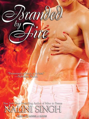 cover image of Branded by Fire