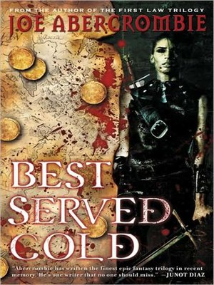 cover image of Best Served Cold