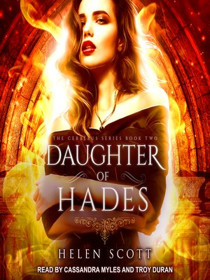 cover image of Daughter of Hades--A Reverse Harem Romance