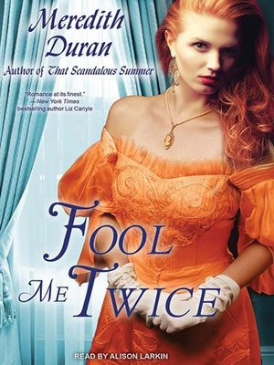 Fool Me Twice Meredith Duran Epub