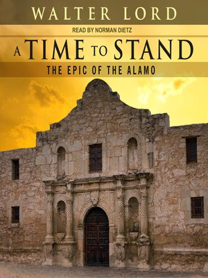 cover image of A Time to Stand