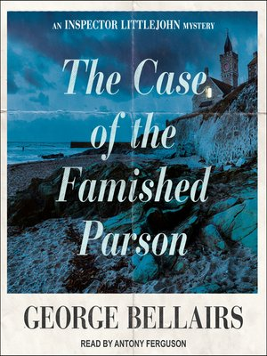 cover image of The Case of the Famished Parson