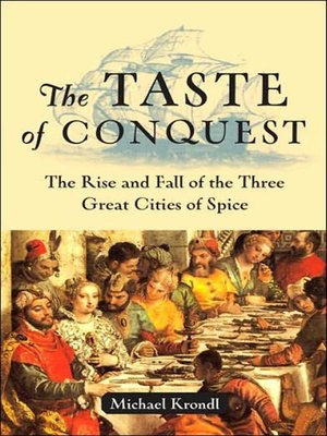 cover image of The Taste of Conquest