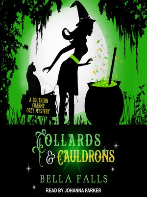 cover image of Collards & Cauldrons