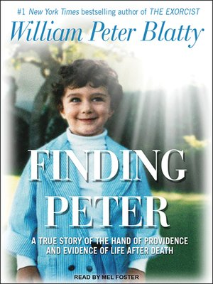 cover image of Finding Peter