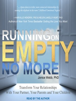 cover image of Running on Empty No More