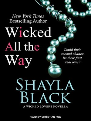 cover image of Wicked All the Way
