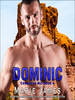 cover image of Dominic--Cerberus MC Book 4