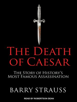 cover image of The Death of Caesar