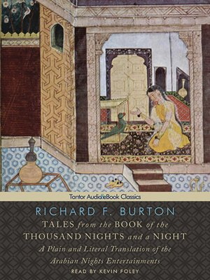 cover image of Tales from the Book of the Thousand Nights and a Night
