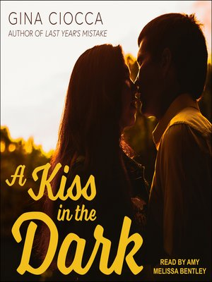 cover image of A Kiss in the Dark